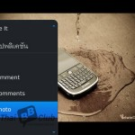 Photo Save – Facebook for BlackBerry