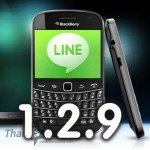 อัพเดท LINE for BlackBerry v.1.2.9 ใน App World