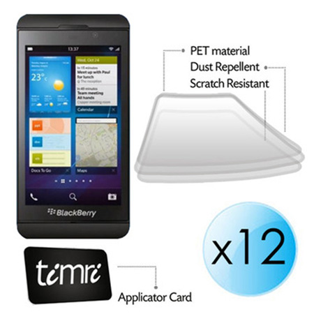 12-in-1-Pack-timri-LCD-Screen-Protector-Guard-for-BlackBerry-Z10-BB-10
