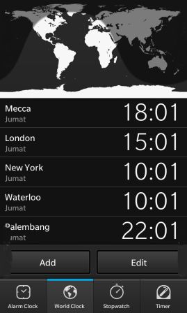 BlackBerry-10-World-Clock