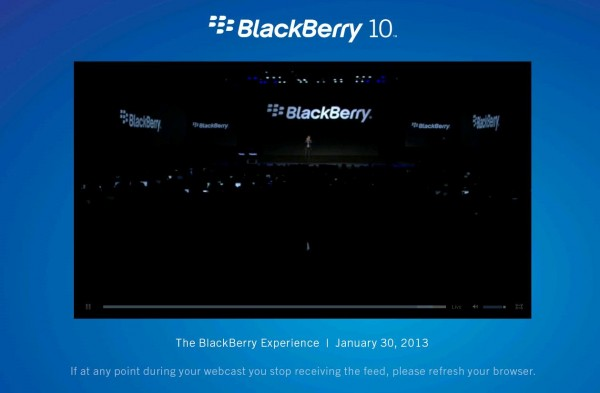 BlackBerry 10 lunch 3