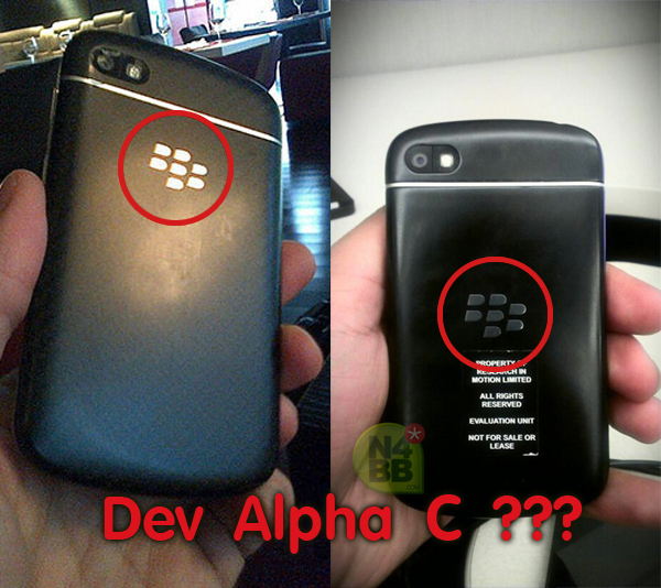 BlackBerry-Dev Alpha C