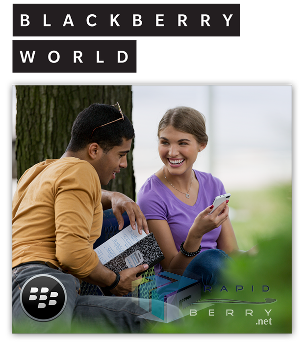 BlackBerry-World