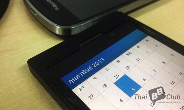 BlackBerry Z10 Rumors Sale in March in Thailand