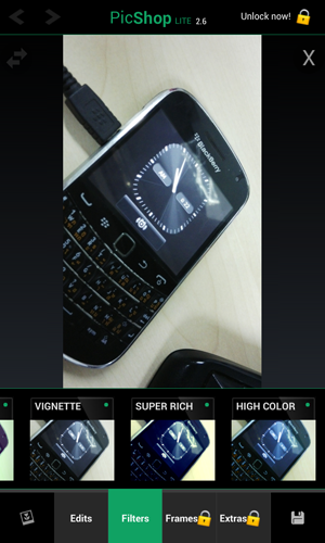 PicShop Lite for BlackBerry 10 (1)