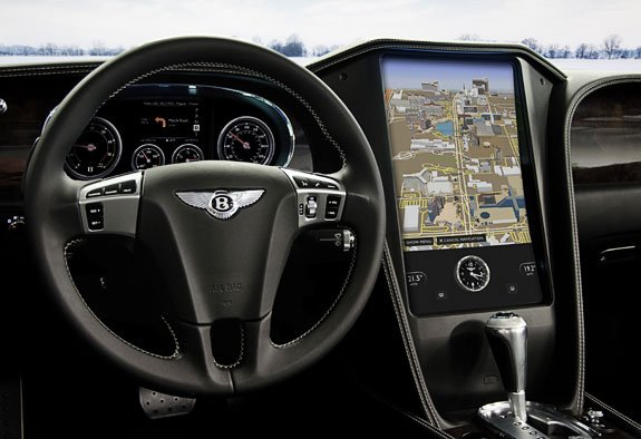 QNX_concept_car_Bentley_center_stack_3d_navigation