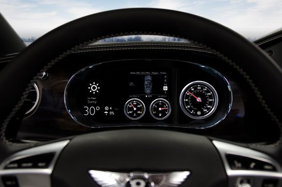 QNX_concept_car_Bentley_cluster_weather