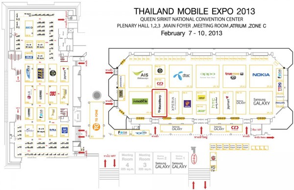 plan Thailand Mobile Expo 2013