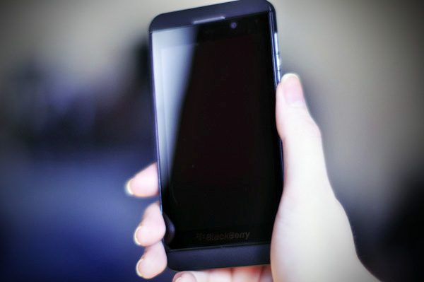review BlackBerry Z10 (1)