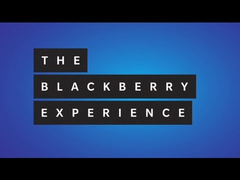 blackberry-experience