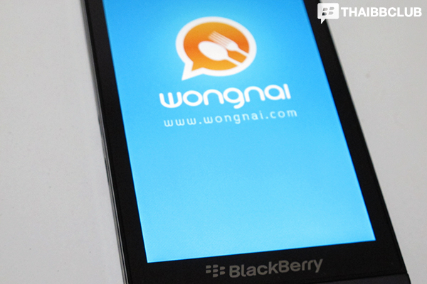 wongnai-blackberry-z10