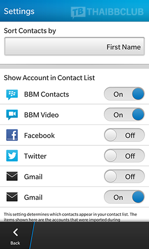 Contact-Settings-Show-Account